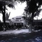 Vedere asupra Pavilionului Banat