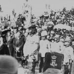 Regele Carol al II-lea, discurs la o recepţie oficială