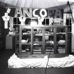 Standul Fabricii Mecanice pentru Industrializarea Lemnului. Pavilion neidentificat