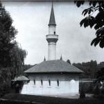 Moscheea din Parcul Carol (în prezent dispărută)